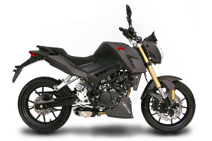 moto streetfighter magpower r street 125cm3. Black Bedroom Furniture Sets. Home Design Ideas